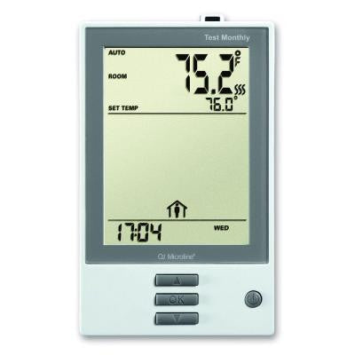 7-Day Programmable Thermostat for Underfloor Radiant Heat/Anti-Fracture Protection System