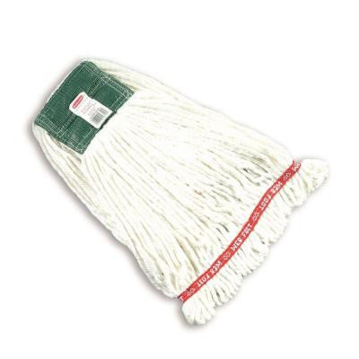 5 in. Medium Web Foot Shrinkless Wet Mop with Headband (Case of 6)