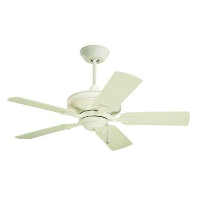 Zephyr 42 in. Summer White Indoor Ceiling Fan