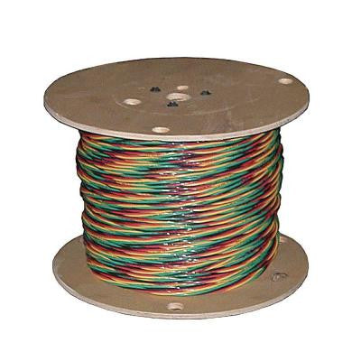 500 ft. 12-3 Pump Cable With Gauge