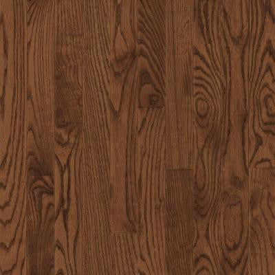 American Originals Brown Earth Red Oak 3/4 in. Thick x 2-1/4 in. Wide Solid Hardwood Flooring (20 sq. ft. / case)