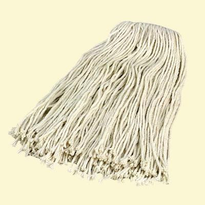 #16 Cut-End Small Cotton Wet Mop (Case of 12)