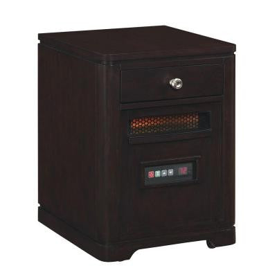 1500-Watt Infrared Portable Heater - Espresso
