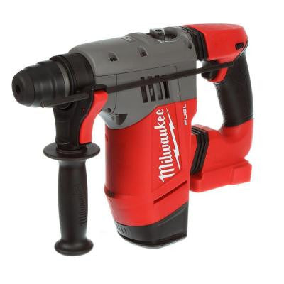 M18 FUEL 18-Volt Lithium-Ion Brushless 1-1/8 in. SDS-Plus Rotary Hammer (Tool Only)