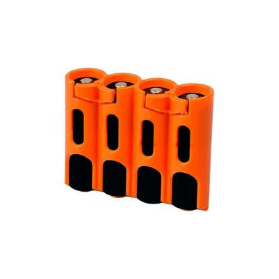 Slim Line AA Battery Organizer and Dispenser