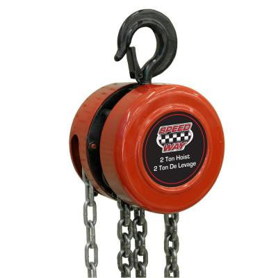 2 Ton Manual Chain Hoist