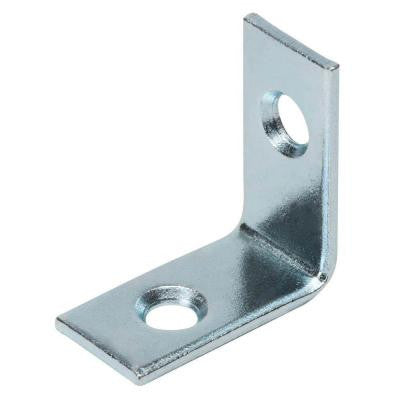 1 in. Zinc-Plated Corner Brace (20-Pack)