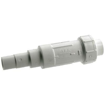 1/2 in. x 1/2 in. PVC Compression Slide-Repair Coupling