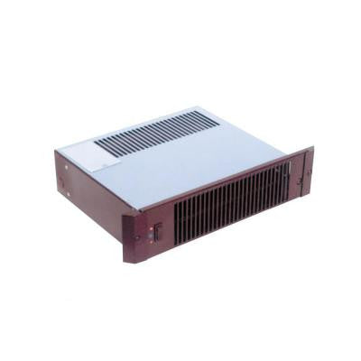 2000 Series 7,100 BTU Brown Hydronic Kickspace Heater (Not Electric)
