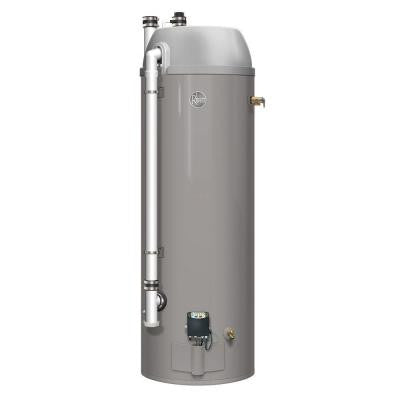 High Efficiency Power Direct Vent 38 Gal. Short 6 Year 40,000 BTU Natural Gas Water Heater