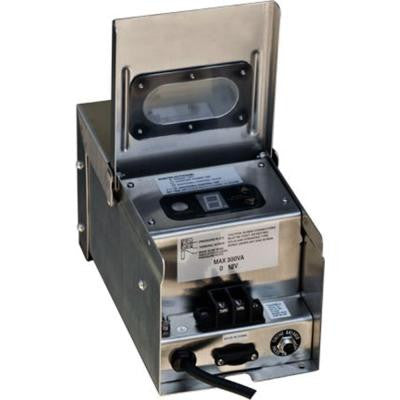 Triac 300-Watt Stainless Steel Low Voltage Outdoor Transformer