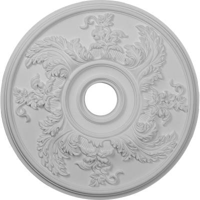 23-5/8 in. Acanthus Twist Ceiling Medallion