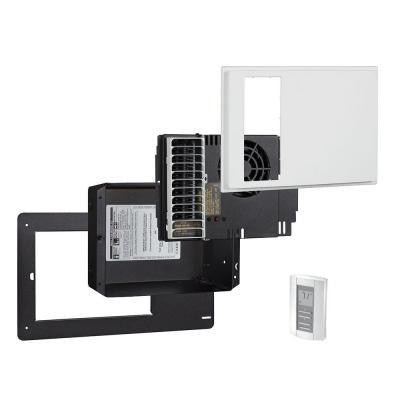 Apex72 1000-Watt 240-Volt Electric High Wall Heater Kit with Wall Thermostat