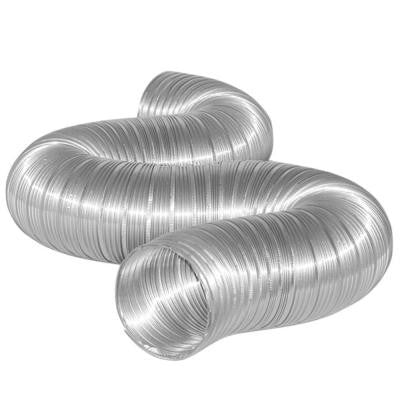 7 in. x 8 ft. Semi-Rigid Aluminum Duct
