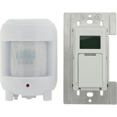 SunSmart 8 Amp In-Wall Digital Timer