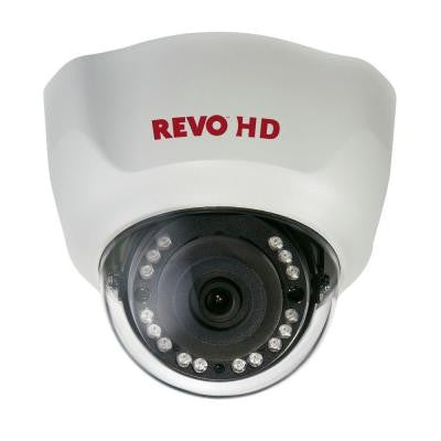 Wired 1080P Indoor HD Dome Surveillance Camera