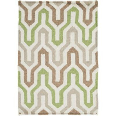 Fallon Forest 2 ft. x 3 ft. Indoor Area Rug