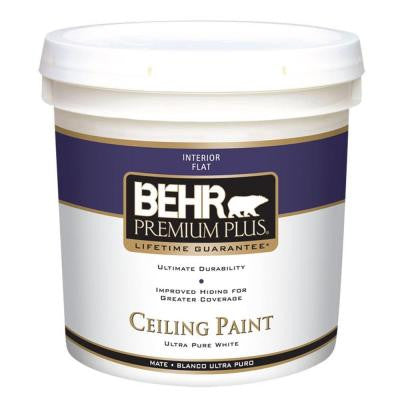 2-gal. Flat Interior Ceiling Paint