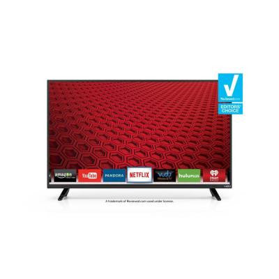 E-Series 32 in. Full-Array LED 1080p 120Hz Internet Enabled Smart HDTV with Built-In Wi-Fi