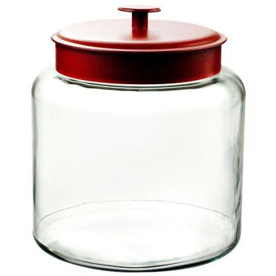 1.5 gal. Montana Jar with Red Cover