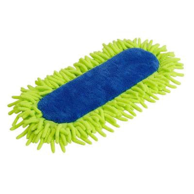 Soft and Swivel Microfiber/Chenille Dust Mop Refill
