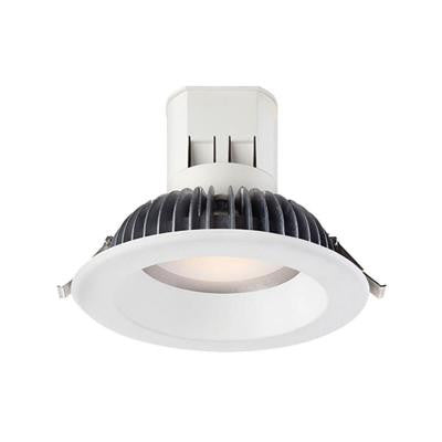 6 in. Bright White LED Easy Up 93 CRI Recessed Ceiling Light with J-Box (No Can Needed)