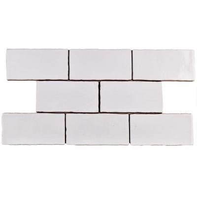 Antic Special Milk 3 in. x 6 in. Ceramic Wall Tile (1 sq. ft. / pack)