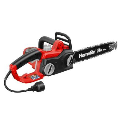 Reconditioned 14 in. 9 Amp Electric Corded Chainsaw