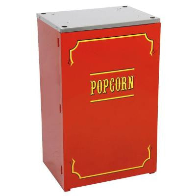 Premium Theater 6 and 8 oz. Popcorn Stand in Red
