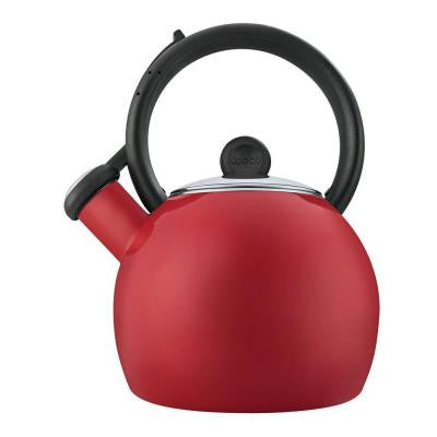 1.5 qt. Tea Kettle in Vienna Red