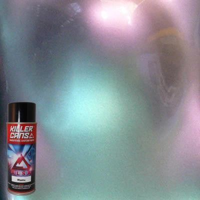 12 oz. Mystic Burning Ice Killer Cans Spray Paint