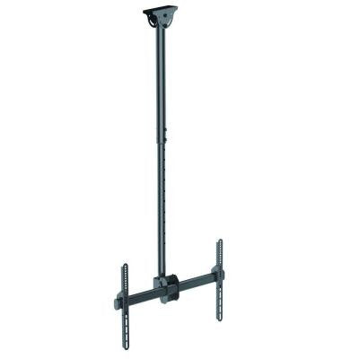 Full Motion TV Ceiling Mount for 37 in. - 70 in. Flat Panel TV's with 25 Degree Tilt, 110 lb. Load Capacity