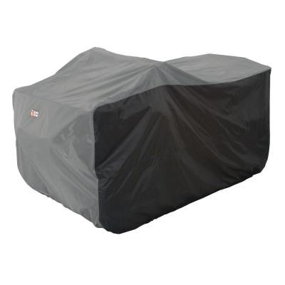 Large ATV Storage Cover in Black/Grey