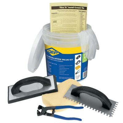 Tile Installation Tool Kit for Floors