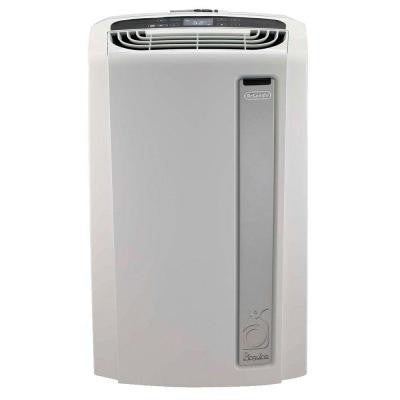 Pinguino 14,000 BTU Whisper Quiet Portable Air Conditioner with Heat Pump and BioSilver Air Filter