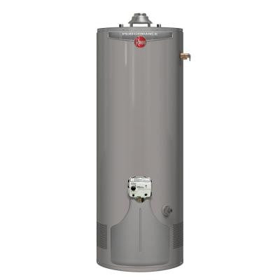 Performance 38 Gal. Short 6 Year 36,000 BTU Ultra Low NOx Natural Gas Water Heater