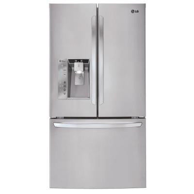 31.7 cu. ft. French Refrigerator in Stainless Steel