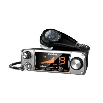 40-Channel CB Radio with Enhanced Display