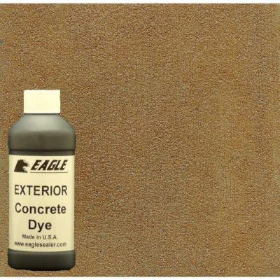 1-gal. Amarillo Exterior Concrete Dye Stain Makes with Acetone from 8-oz. Concentrate