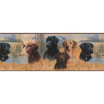 9.5 in. Working Dogs Border