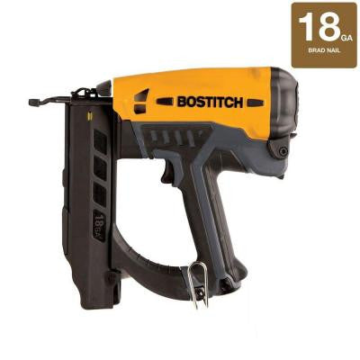 18-Gauge Straight Brad Nailer
