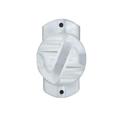 3-in-1 White Multi-Purpose Insulator (100-Pack)