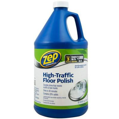128 oz. High-Traffic Floor Polish
