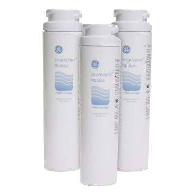 MSWF Genuine Replacement Refrigerator Water Filter (3-Pack)