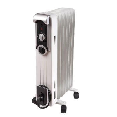 1500-Watt Electric Oil-Filled Radiant Portable Heater