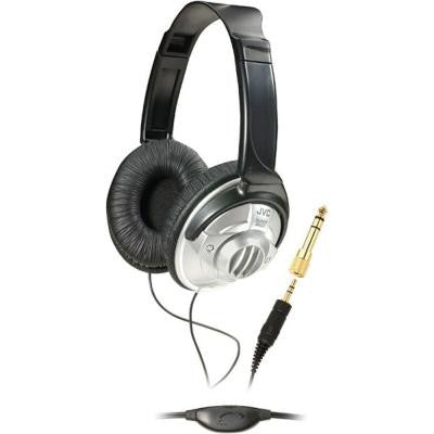 Full-Size DJ Headphones with In-Line Volume Control
