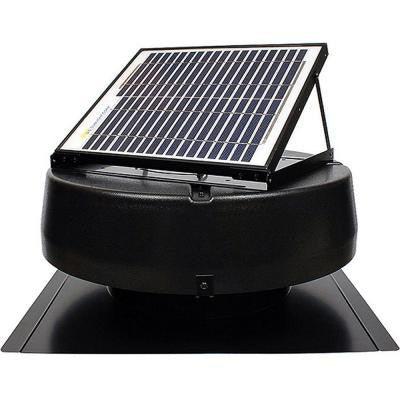 SunFan 12 Watt Solar Powered Attic Fan