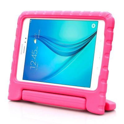Galaxy Tab A 8.0 Armorbox Kido Series Lightweight Protective Stand Case - Pink
