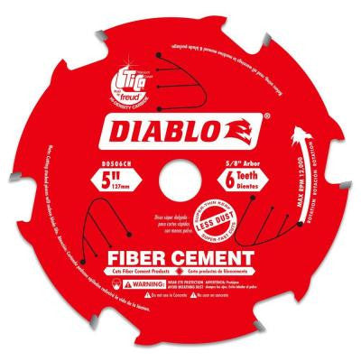 5 in. x 6 Tooth Circular Saw Blade