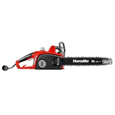 16 in. 12-Amp Electric Chainsaw